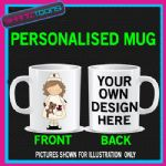 NURSE LADIES MUG PERSONALISED GIFT 003